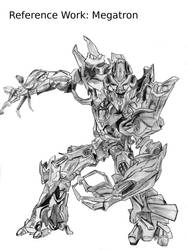 Megatron by puneethbedre