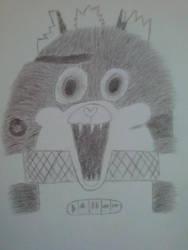 Mama Tattletail (Tattletail Fan Art) by LanceRodriguez