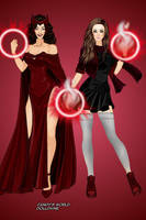 Scarlet Witches by Lexicona96