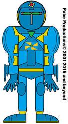 U.H.A.A.T Generation One GigaMarine by Badwolf66