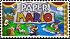 Paper Mario Stamp by nessiesorethon