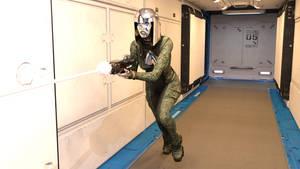 Omega Defending the Base by CaptainHarlock-42