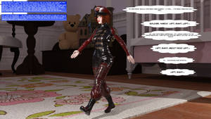 Kelsea The Toy Soldier by CaptianHarlock