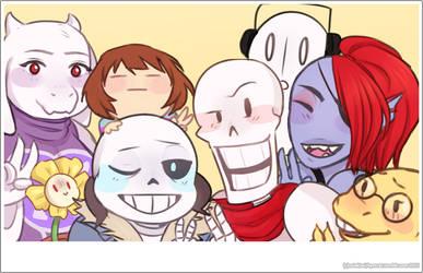 Family by Zoiekiwi