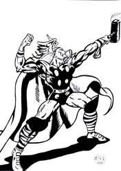 Thor by david1983pentakill by david1983pentakill