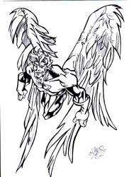 arcangel by david1983pentakill by david1983pentakill