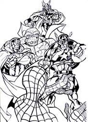 avengers by david1983pentakill