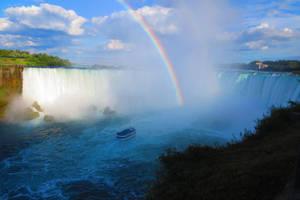 Niagra Falls ll by SymmetryIsKeyDTK