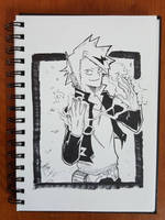 Day 187 Denki by TomatoStyles