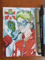Day 299 Jackieboy man! by TomatoStyles