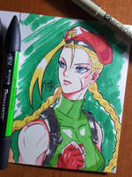 Day 316 Cammy by TomatoStyles