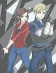 Resident Evil 2 by TomatoStyles