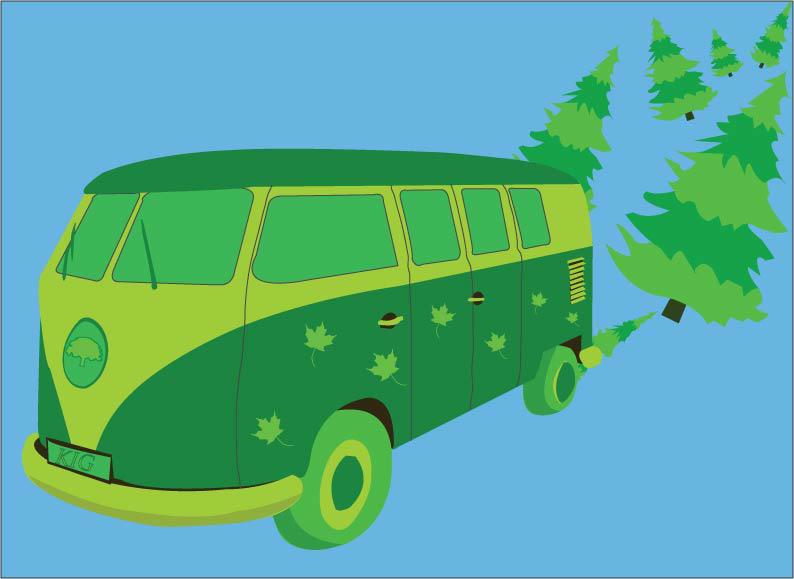 KIG Bus by Scribledude