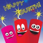 Happy Fourth by Scribledude