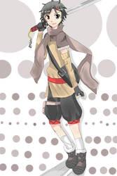OC RPG by aya-chanart