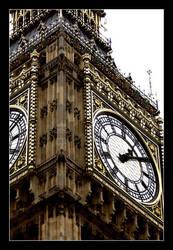 Big Ben by paullomax