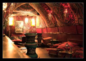 Cafe Cairo by paullomax