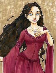Arwen, Pining by taeha
