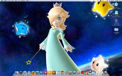 March 2009 Desktop by taeha