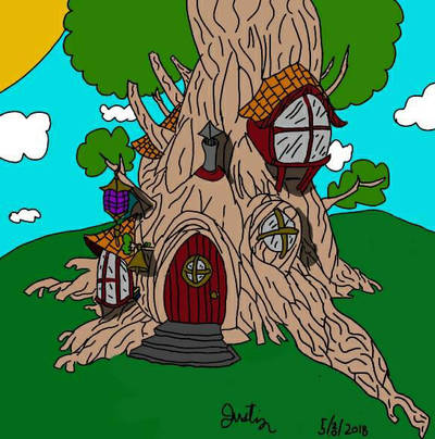 dwarf cottage by Brnyman97