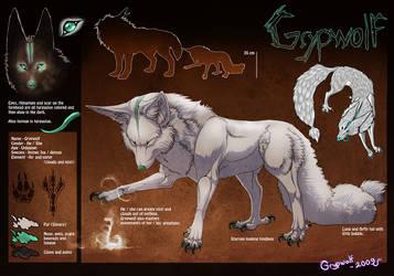 Grypwolf by Grypwolf