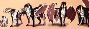 Darkness Timeline by Grypwolf