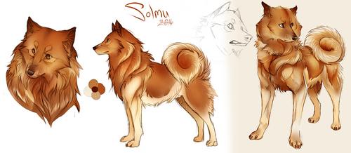 SOLMU by Grypwolf