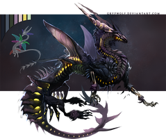 Nexus - drake auction! [CLOSED] by Grypwolf