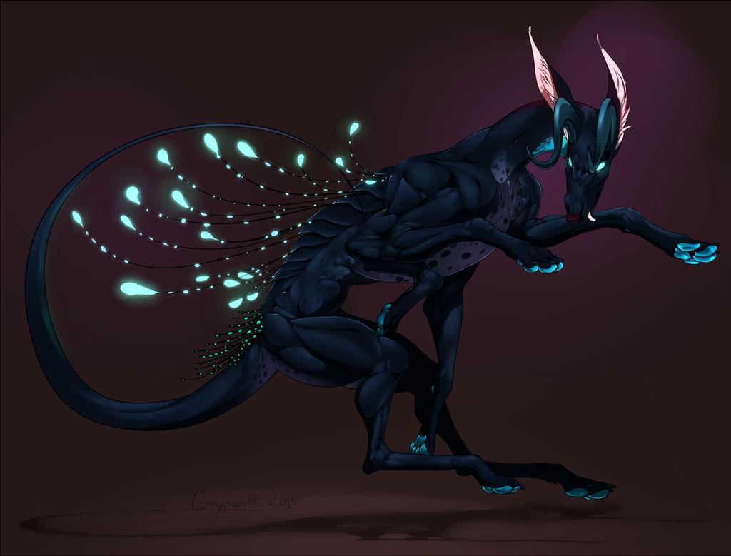 Royal Pygmy Tereyagh by Grypwolf