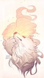 Amaterasu by Grypwolf