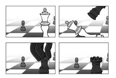 Checkmate by crackwalker