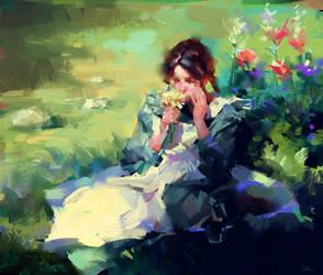Daydreamer by zhuzhu