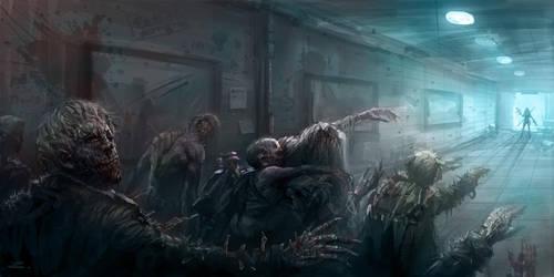 ZOMBIE KILLER by zhuzhu