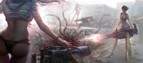 Finish Him by zhuzhu