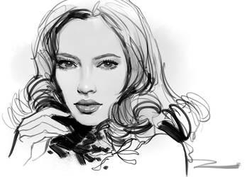 201387-01 sketch by zhuzhu