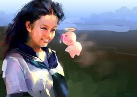 Sunshine by zhuzhu