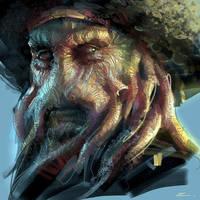 Davy Jones by zhuzhu
