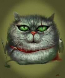 Cat Leo by zhuzhu
