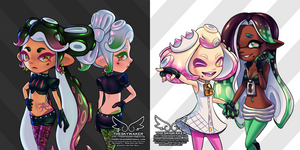 Octo Sisters + Reverse Off The Hook (7 23 2018) by theskywaker