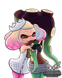 Off The Hook Hug (8 1 2018) by theskywaker