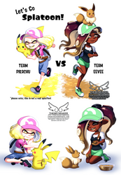 Let's Go Splatoon (11 21 2018) by theskywaker