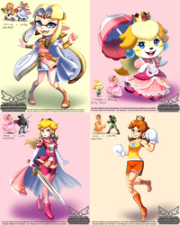 Smash Ultimate Fighter Fusion (1 13 2018) by theskywaker