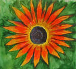 Flower of the Sun by philippeL