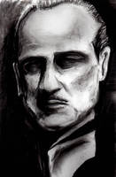 Don Corleone by philippeL
