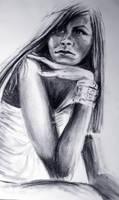 Beautiful Juno WIP by philippeL