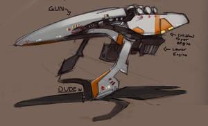 Prototype D216 by omi-kun