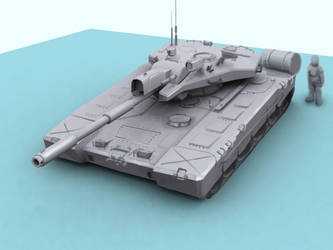 The Tank That Will Be by omi-kun