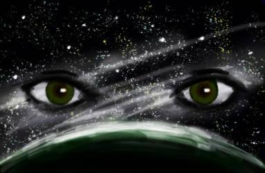 Comm: Mistress Universe by monkanian