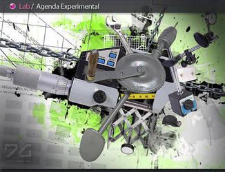 Agenda Experimental DGenerador by DGenerador