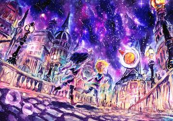 Dreamland by LeynSun